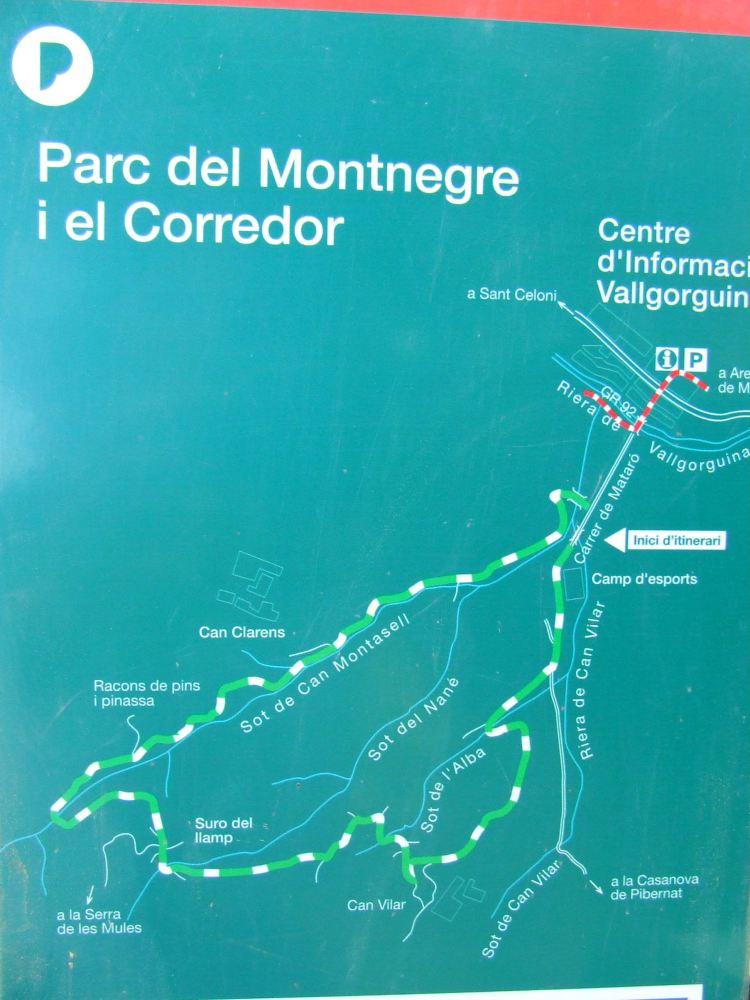 RUTA DE OTOÑO EN FAMILIA: PARC DEL MONTNEGRE I DEL CORREDOR. (1/6)