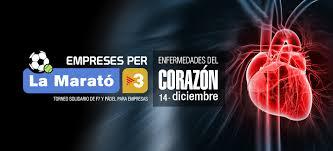 MARATÓ DE TV3 DE 2014: POR LAS ENFERMEDADES DEL CORAZÓN. (1/4)
