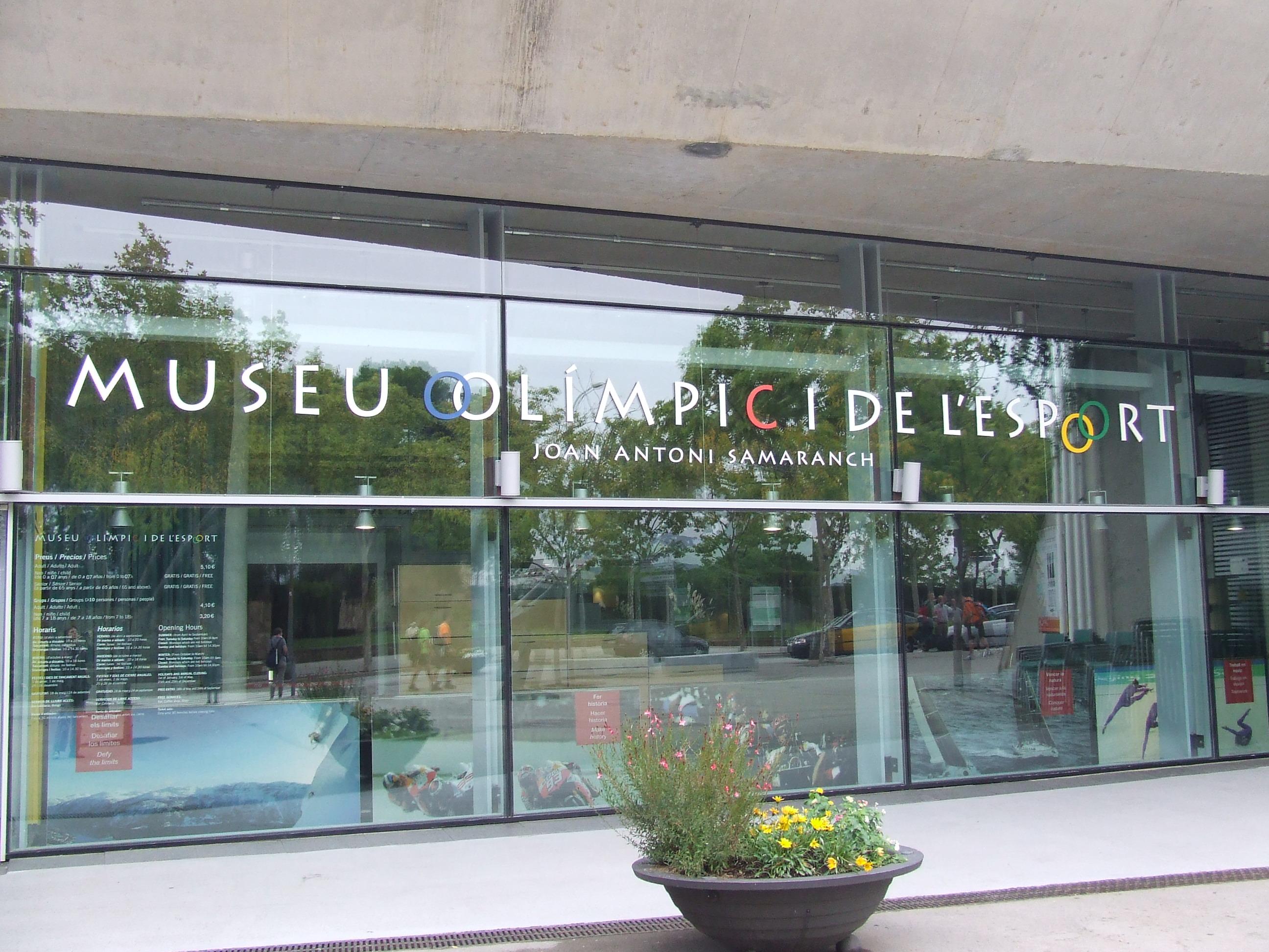 MUSEU OLIMPIC DE L´ESPORT 2015 079