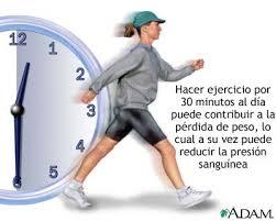 que ejercicios debe realizar un hipertenso
