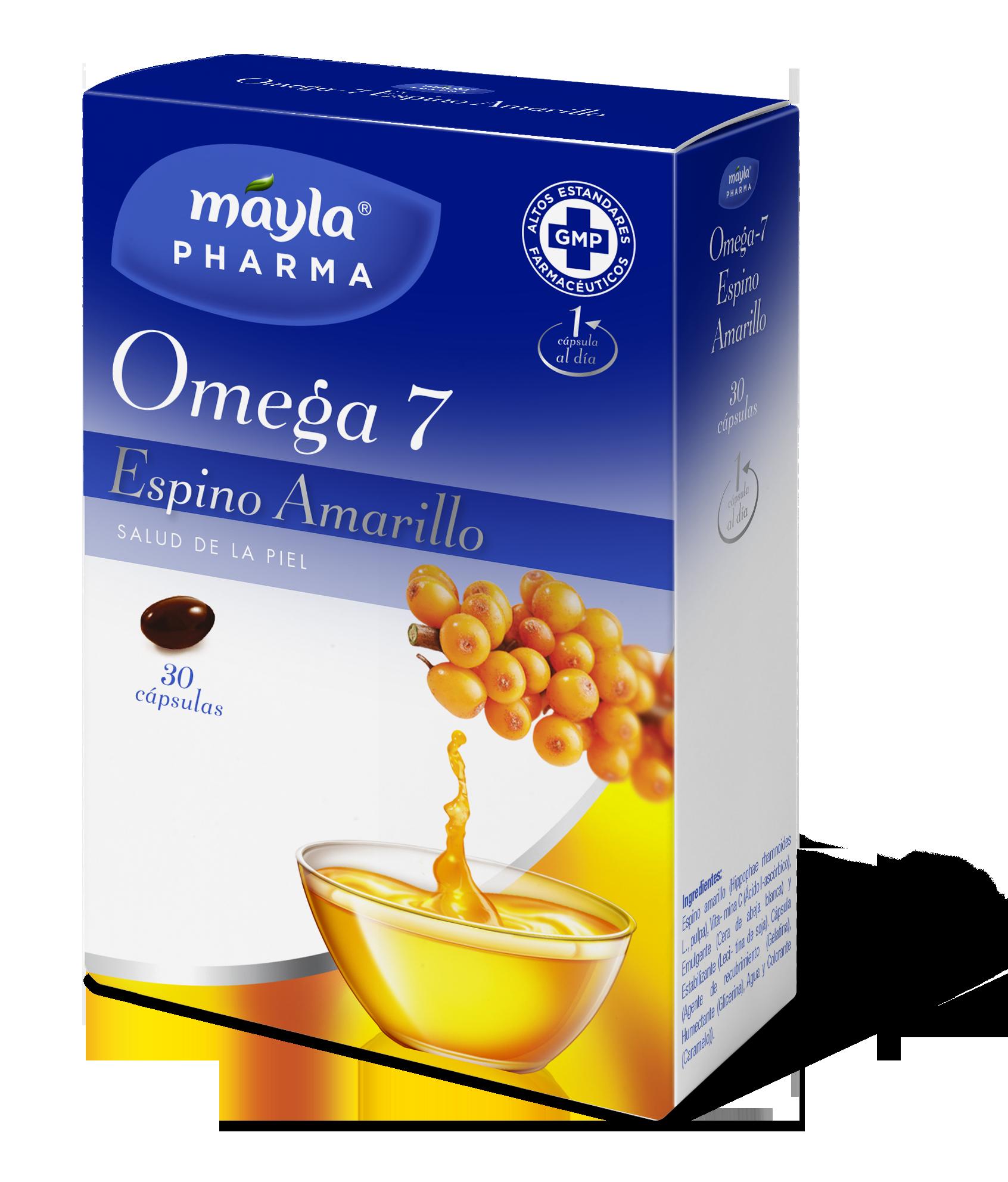 Ma¦üyla-« Omega 7 Espino Amarillo